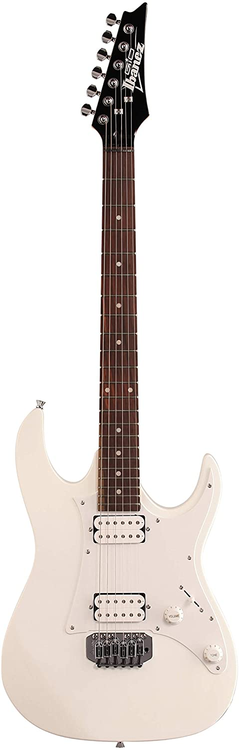 Challenge the lowest price of Japan Ibanez 6 String Solid-Body Electric Right Guitar depot White GRX20W