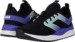 Puma Black/Mist Green/Purple Corallites