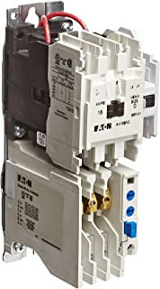 Eaton AN16BN0AC Freedom Nema Starter, With Bimetallic Overload Relay, Size 0 FLA, 120V Coil Voltage, 18A Rated Current, 3 Max HP at 240VAC, 5 Max HP at 480VAC