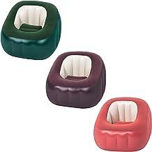 كرسي مريح على شكل مكعب من بي دبليو - مقاس 74 سم * 74 سم * 64 سم