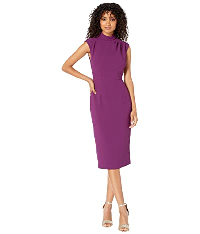 Trina Turk Muscatel Dress (Ravishing Wine) Women