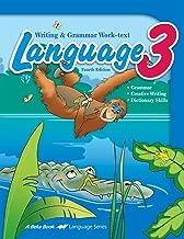 Best abeka language 3 third edition Reviews