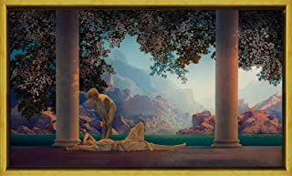 Best maxfield parrish framed prints Reviews