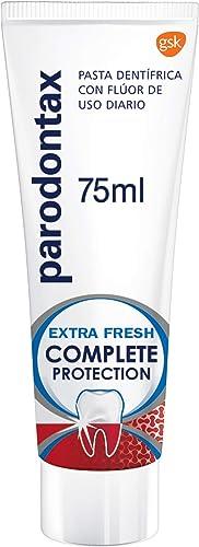 Parodontax, Pasta de Dientes con Flúor, Complete Protection, Extra Fresh, Ayuda a Detener y Prevenir el Sangrado de E...
