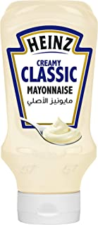 Heinz™ Mayonnaise, Creamy Classic, Top Down Squeezy Bottle, 400ml