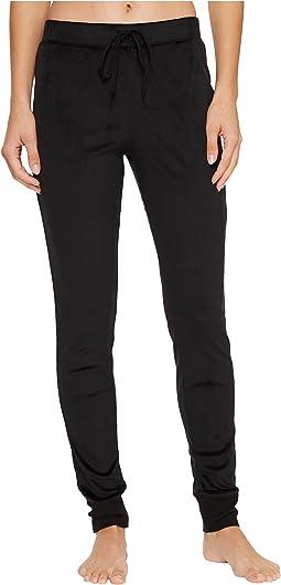 DKNY - Stretch Velour Leggings
