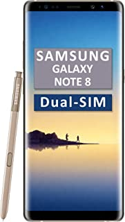 Samsung Galaxy Note 8 N950F Ds Dual Sim 64Gb Factory Unlocked 4G Lte Smartphone International Version Maple Gold
