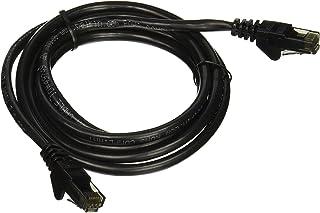 Belkin Components 5-Foot Cat6 Black Cables No Boots