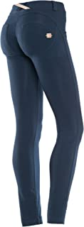 FREDDY WR.UP Low Rise Skinny Pants, Tight Fitting, Shaping Jeans, Sexy Pushup Pants