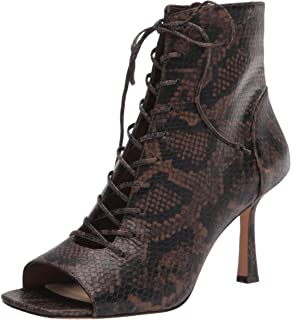 Vince Camuto Women's Eshilly Lace Up Bootie Fashion Boot