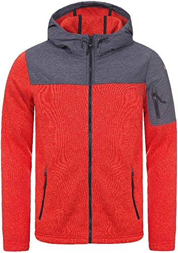 Icepeak - Pull Ted Midlayer sweat à capuche