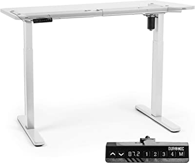 Zerone Tavolino Divano da caff/è in MDF,Forma a C Tavolino Laterale del Divano Workstation Portatile con Supporto per Laptop