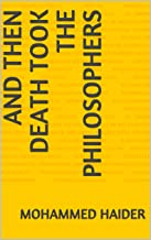 And Then Death Took the Philosophers (English Edition)
