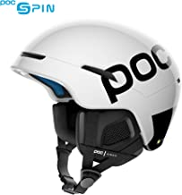 POC - Obex Backcountry SPIN Snowboard and Ski Helmet with NFC Medical ID Chip and RECCO Reflectors.