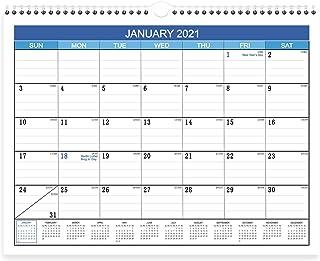Calendario 2021 da Muro The Witcher 16 mesi calendario 2021 da parete 30x30 cm
