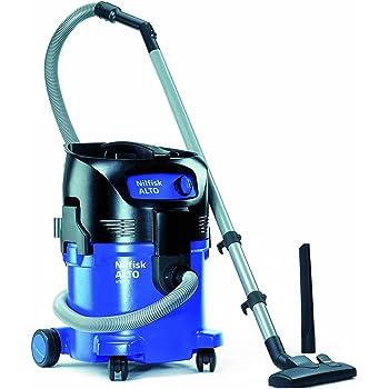 Nilfisk 302003405 - Aspirador de agua y polvo, 1500 W, depósito 30 ...