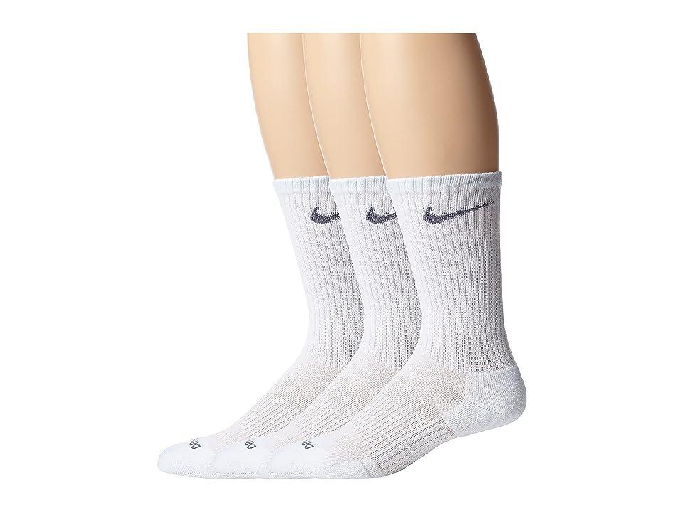 1dd8480e7e3a1 UPC 883412028158 - Nike 3-pk. Dri-FIT Crew Socks | upcitemdb.com