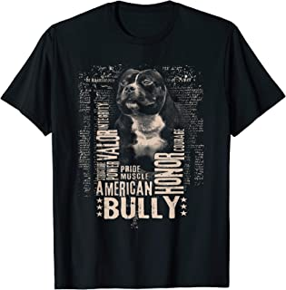 Pit Bull honor power and pride with American Bully Mascot