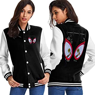 Post Malone Swae Lee Sunflower Spider Womens Sport Baseball Uniform Jacket Coat Adult Coat