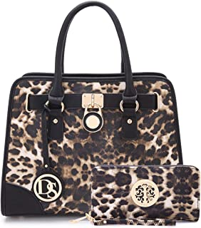 animal print purses and wallets