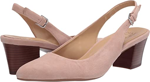 Barely Nude Suede