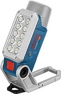 Bosch Professional 12V System batteridriven LED-lampa GLI 12V-330 (330 lumen, drifttid: 180min/Ah, utan batteri och ladda...