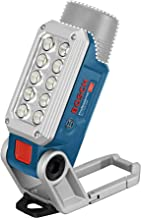 Bosch Professional 12V System Accu-Led-Lamp GLI 12V-330 (330 Lumen, Gebruiksduur: 180 Min/Ah, Zonder Accu's En Oplader, In...