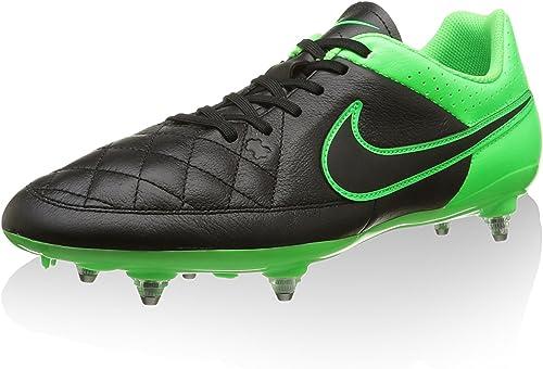 Nike , paniers pour Homme Homme Noir Noir Vert 41 EU  meilleure qualité