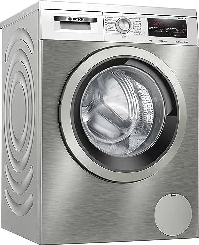 Oferta amazon: Bosch WUU28T6XES - Serie   6 Lavadora de carga frontal           [Clase de eficiencia energética C]