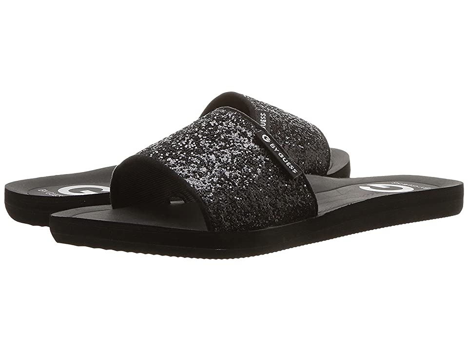 G by GUESS Tomies (Black Glitter) Women