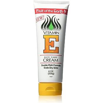 Fruit of the Earth Vitamin-E Cream Tube, 8 Ounce