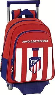 Mochila Infantil Atlético De Madrid Oficial Con Carro Safta 125x95mm