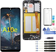 Replacement for Samsung Galaxy A10e LCD Touch Screen Digitizer Assembly Display for Samsung A10e A102 A102F A102U Display ...