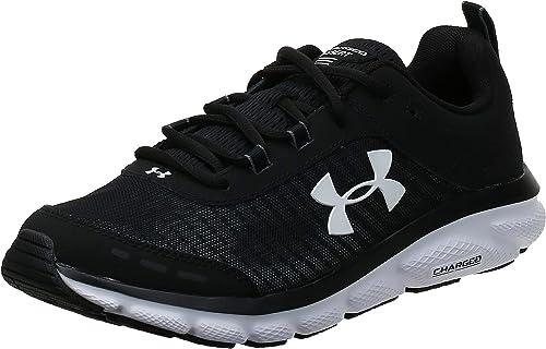 Under Armour Men's Charged Assert 8 Mrble best Running Shoes for flat feet men