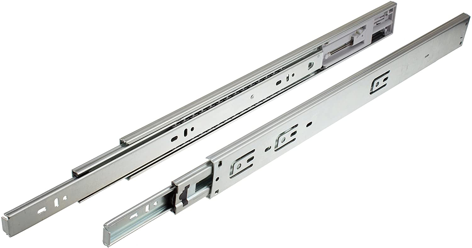 GlideRite Hardware 2075-ZC-10 Very popular 20 inch 100 lb Pack Side Super Special SALE held Mo 20