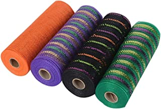 wholesale deco poly mesh ribbon