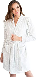 I LOVE SHAPE Bata de Dormir para Mujer Modelo 9010 Disponible en Cuatro Diferentes Colores