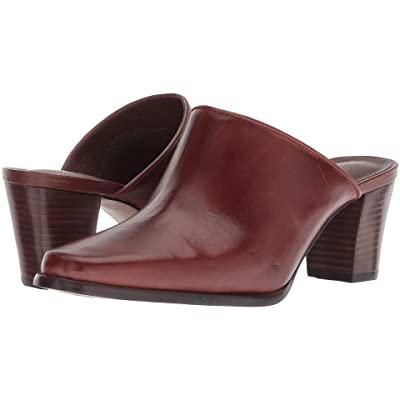 Matisse Commodore Mule (Brown Leather) Women