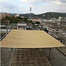 LIXIONG Sunblock schaduwdoek, anti-aging milieu gezondheid crème kleur polyethyleen, zonnekamer balkon vetplanten privacy,...