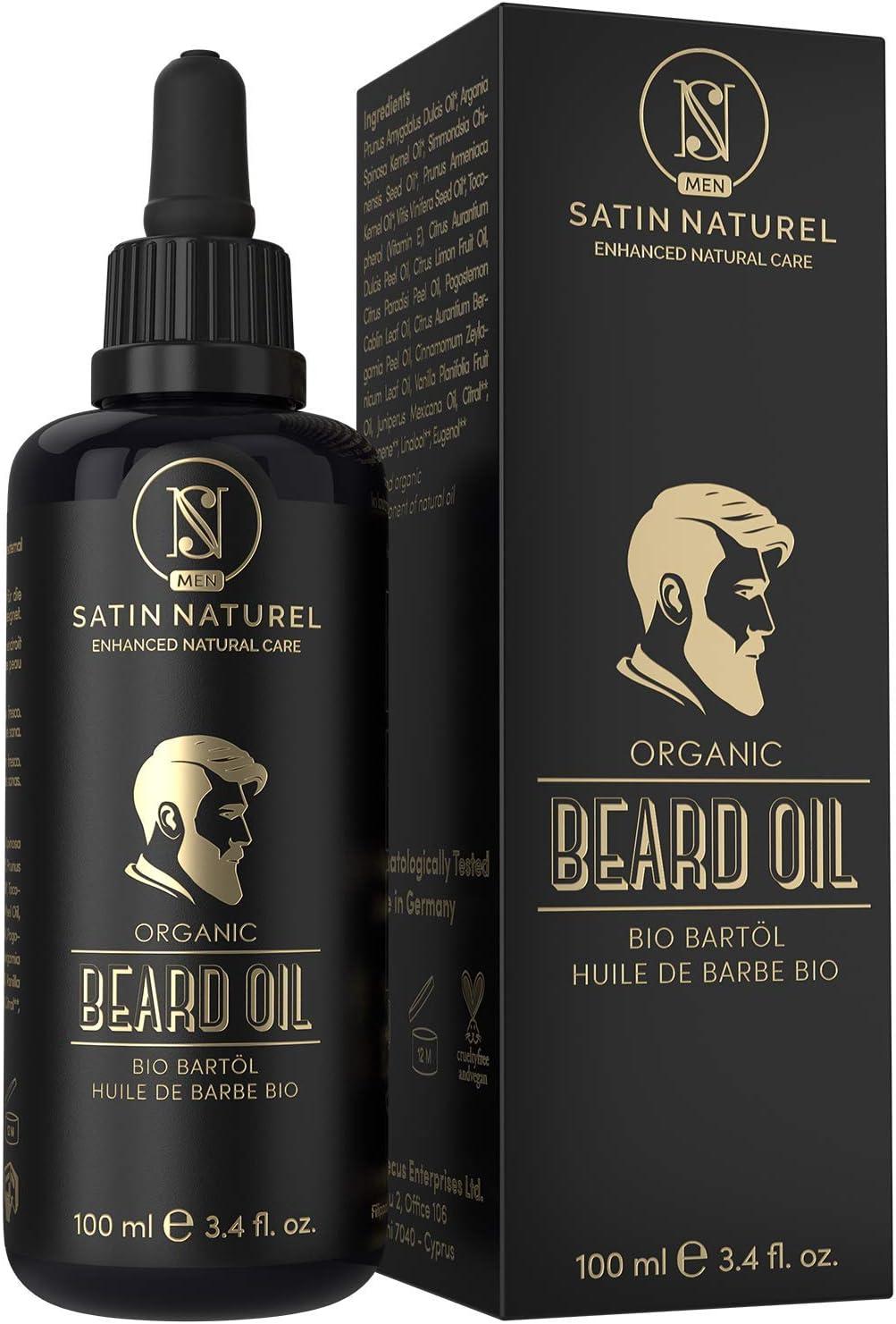 Olio da barba Vitamina E Sir Beardalot