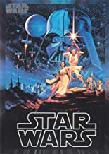 2017 Topps Star Wars 40th Anniversary Trading Card #148 Star Wars Poster