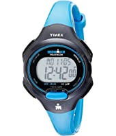 Sport Ironman Blue and Black Mid Size 10 Lap Watch