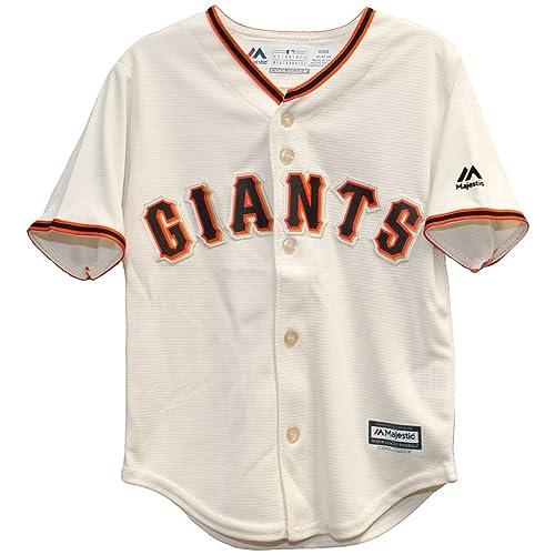 half off 36625 431b4 San Francisco Giants Jersey: Amazon.com