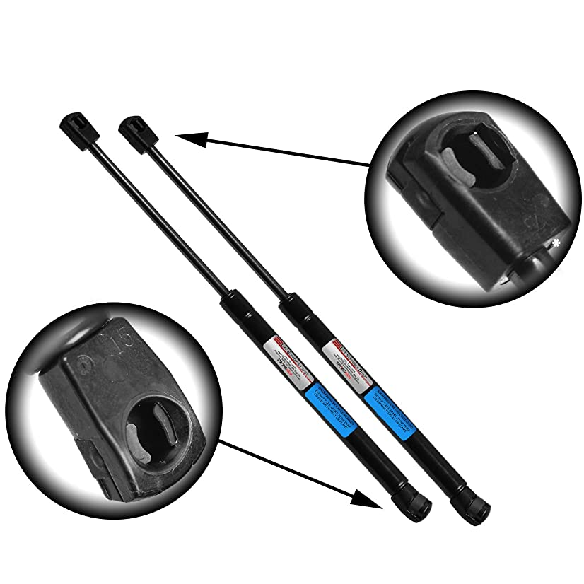 Qty (2) compatible with Suzuki XL7 2007 2008 2009 Liftgate Lift Supports, Struts Strong Arm 6174