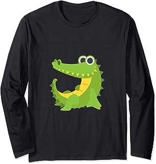 Alligator T-Shirt Gator Crocodile Reptile Bite Chomp