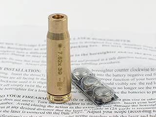 7.62 x 39 mm Caliber Cartridge Laser Bore Sighter Boresighter