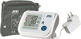 مانیتور فشار خون بالای بازوی A&D پزشکی تا 4 کاربر ، شامل آداپتور برق (UA-767FAC)