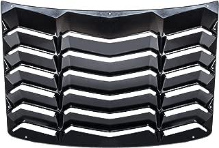 Best 2017 camaro ss rear window louvers Reviews