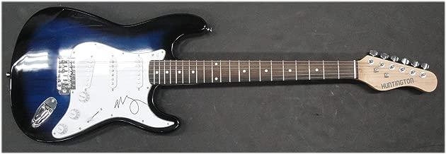 Norah Jones Hand Signed Autograph Electric Guitar Pop Rock Star GA GV 869073