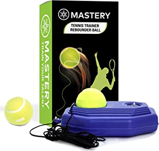 Mastery Products Tennis Trainer Rebound Ball 2 Balls